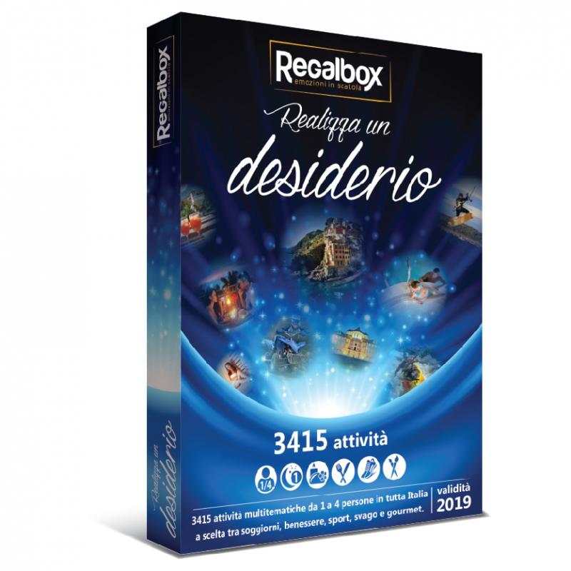 Realizza un desiderio - Regalbox - Trinacria Tour Consulting Filiale ...