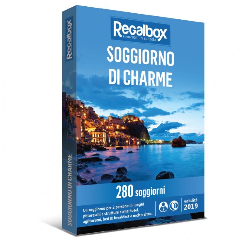 soggiorno di charme regalbox trinacria tour consulting