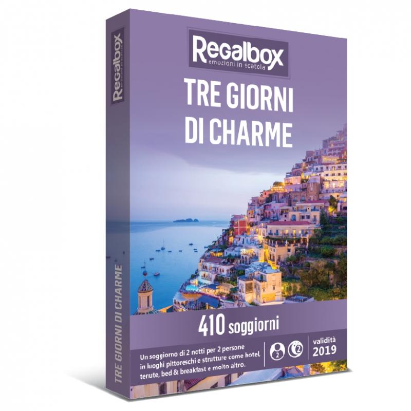 Regalbox Soggiorno di Charme 2019 Cofanetto Regalo asiagood.uz