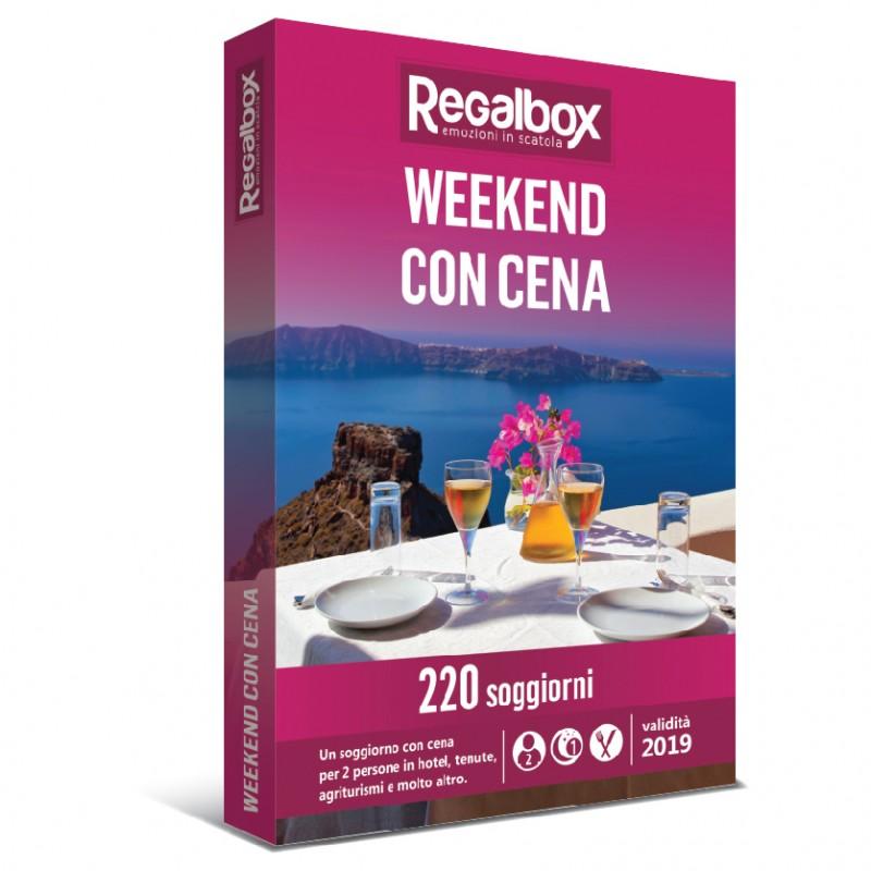 Weekend con cena - Regalbox - Trinacria Tour Consulting Filiale ...
